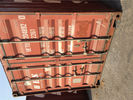 20GP Used Metal Storage Containers / 2nd Hand Shipping Containers
