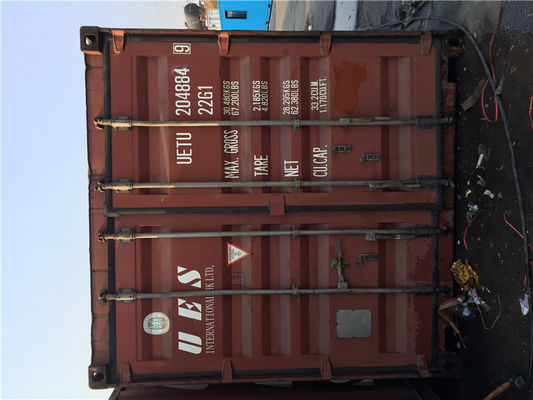 Cina 20gp Dry Steel Storage Containers / 40ft Open Side Container Distributor